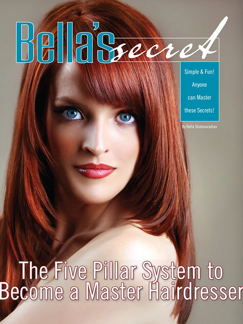 Bella's Secret: The Five Pillar System to Becoming a Master Hairdresser