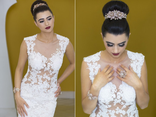 How The Bridal Headpiece Can Change Your Bridal Look