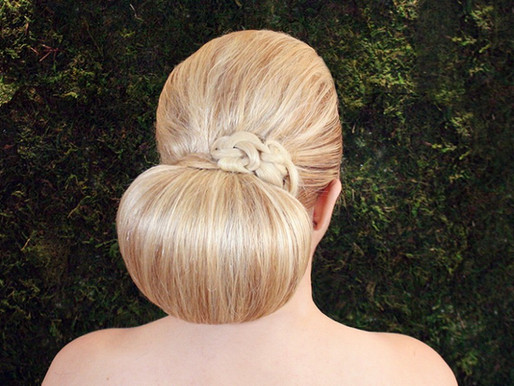 How To Create a Sleek Low Bun