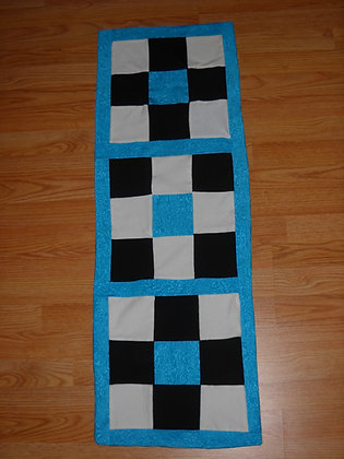 Panther's Table Runner