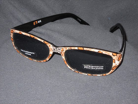 Leopard and Zebra Shades