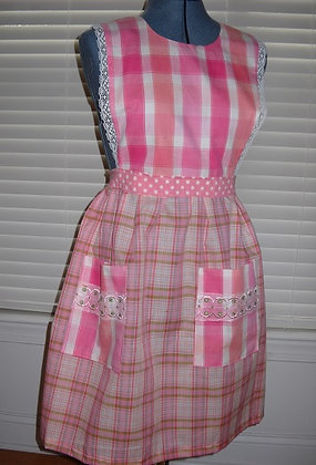 Pretty In Pinks Apron