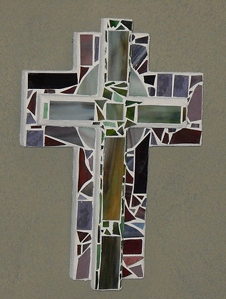 Double Mosaic Cross