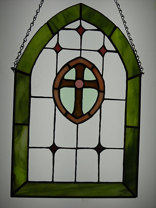Mini Church Window
