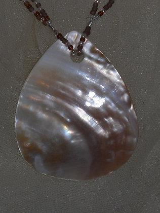 Blister Pearl Pendant
