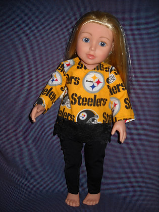 Steelers Gameday Set