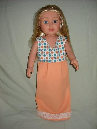 Sherbert Sleeveless Dress