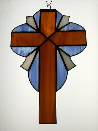 Mandy's Cross Suncatcher