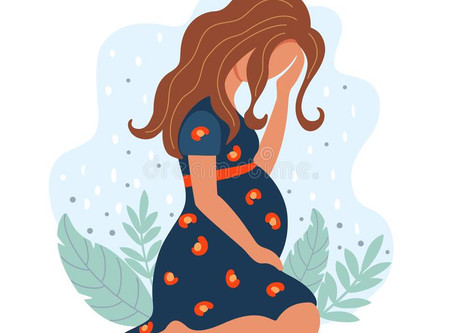 Prenatal depression: pregnancy is not always a happy time…