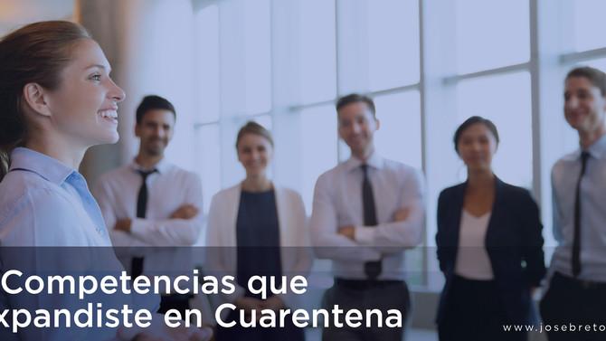 5 Competencias que Expandiste en Cuarentena
