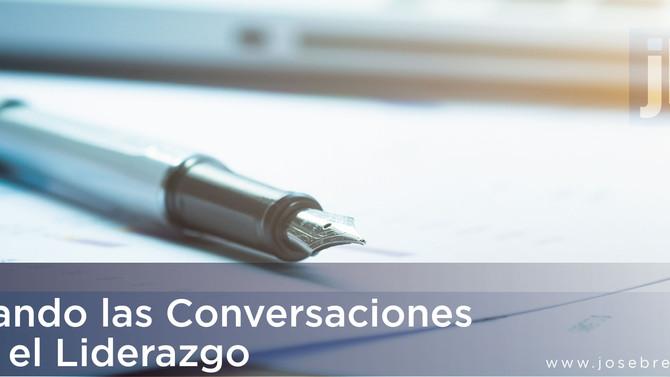 Conversaciones para el Liderazgo /1