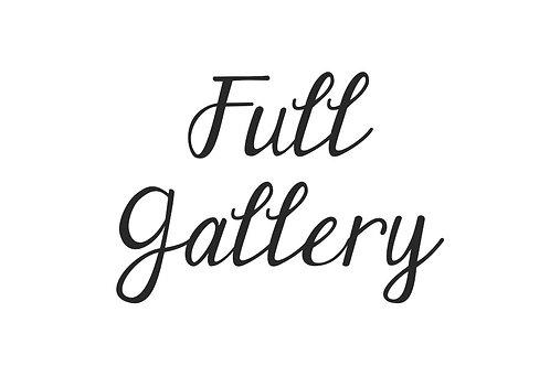 Full Gallery Upgrade