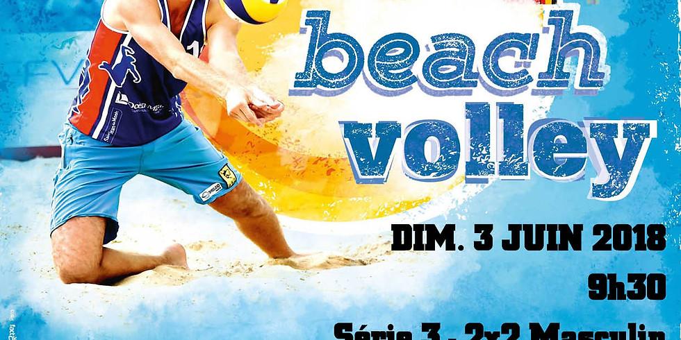 Tournoi Beach Série 3