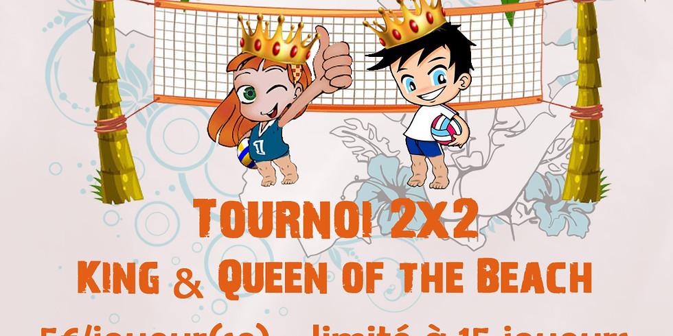 Tournoi King & Queen of the Beach