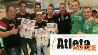 Salerno Calcio Balilla, 11 luglio qualificazione finale campionato italiano doppio