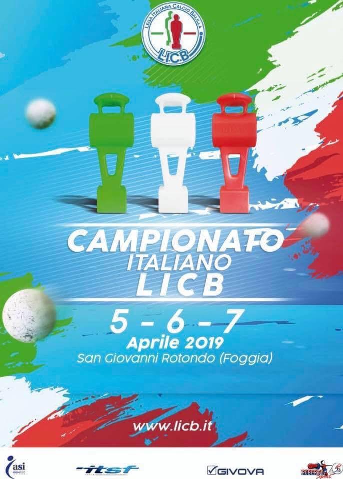 CAMPIONATI ASSOLUTI D'ITALIA 2019