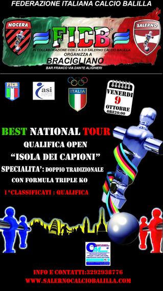 BEST NATIONAL TOUR