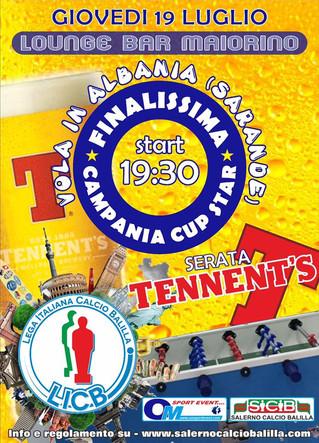 FINALE CAMPANIA CUP