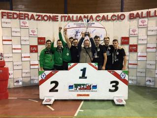Real Trivo Campione d'Italia serie C 2016