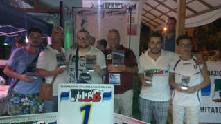 QUALIFICAZIONE doppio OPEN tradizionale alla finale CAMPIONATO ITALIANO (Calabria)