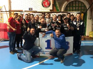 Campionato a squadre 2019  Salerno league  Battipaglia calcio balilla  Sbarca in serieC