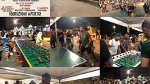 Evento #rota games# Città di mercato San Severino (sa)  Spettacolo con la licb Campania
