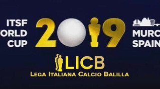 """Murcia 2019 """"mondiali calcio balilla"""""""