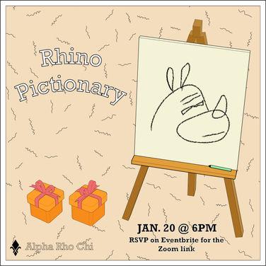 Rhino Pictionary Q&A-- Wed 1/20