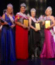 L-R Donna Robertson, Tusi Alston, Kathie