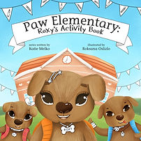Front Cover - Paw Elementary Coloring Bo