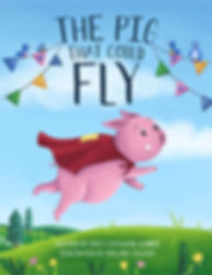 The Pig That Could Fly - Front Cover 8.5