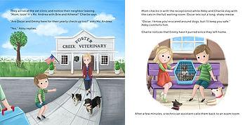 Oscar and Emmy Visit the Vet - 6-7.jpg