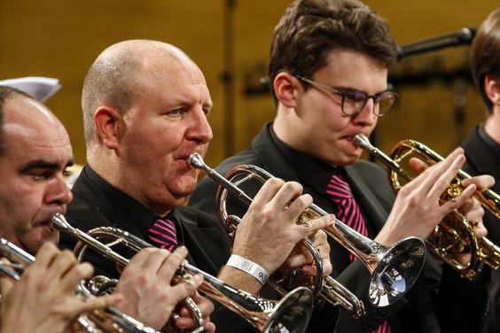 Backrow cornets