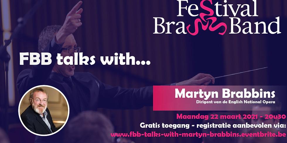 FBB talks with... Martyn Brabbins