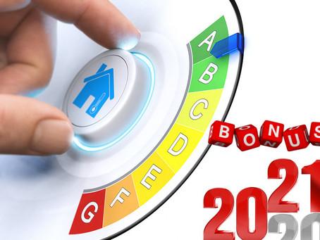 Bonus domotica 2021