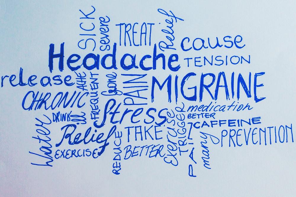 headache and osteopathy. hudepine og osteopati