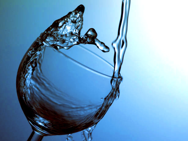 drink more water to reduce inflammation