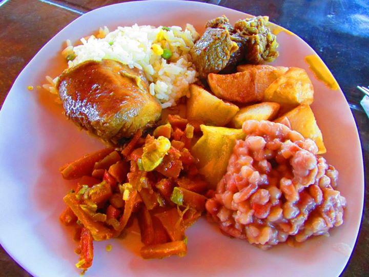 traditional Xhosa meal