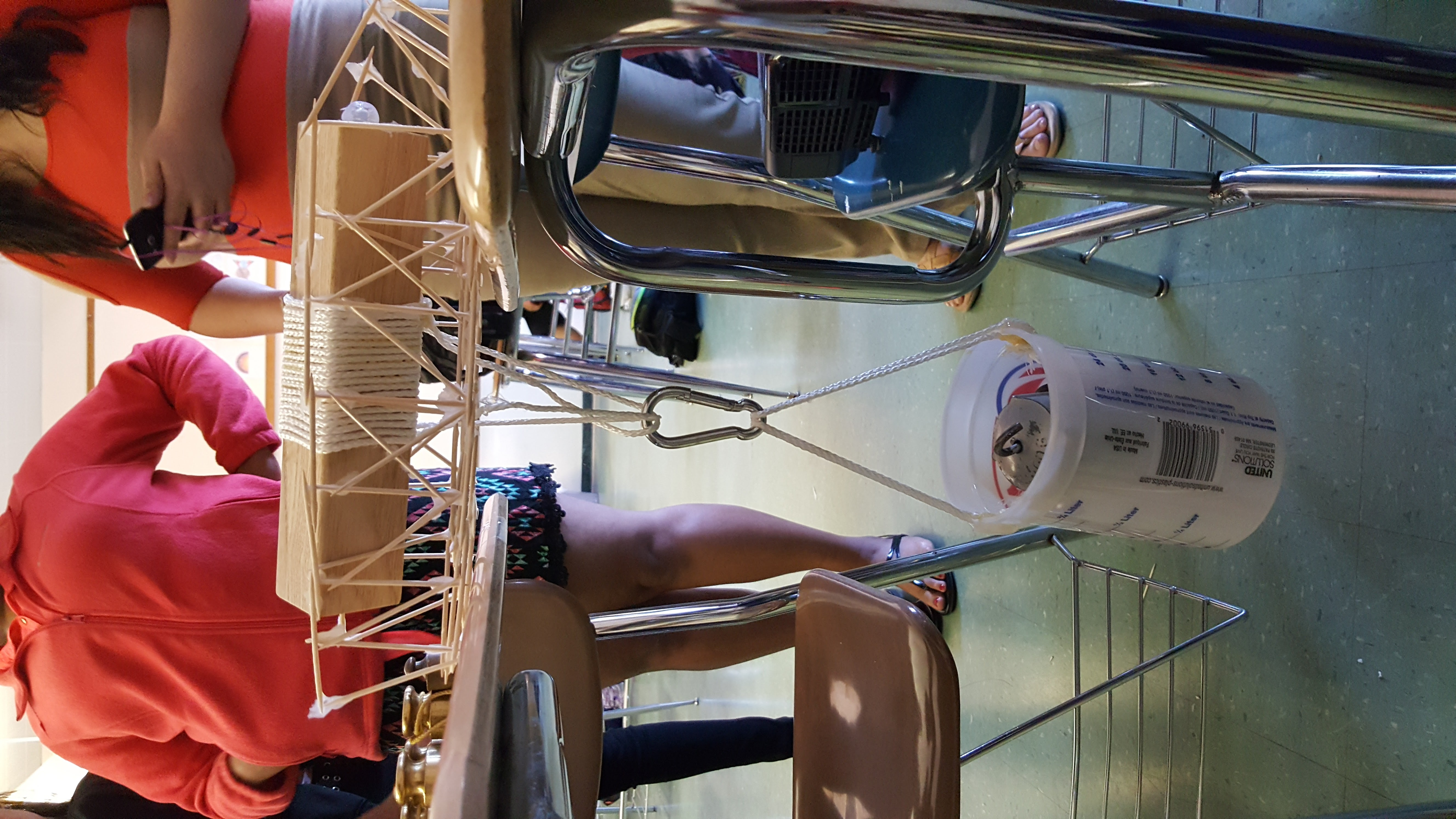 Testing Toothpick Bridge