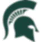Source: https://upload.wikimedia.org/wikipedia/en/thumb/a/a7/Michigan_State_Athletics_logo.svg/1200px-Michigan_State_Athletics_logo.svg.png