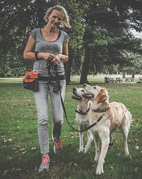 Leinenführung Hundetraining in NRW