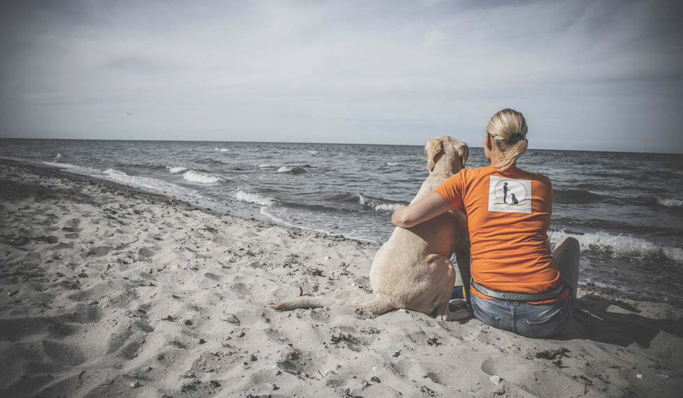 Hundetrainerin Carola Hentschel