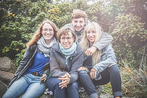 Familienportrait outdoor