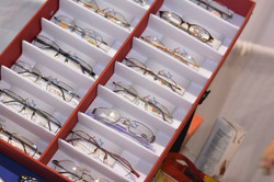 Eye Glasses Vision Screenings