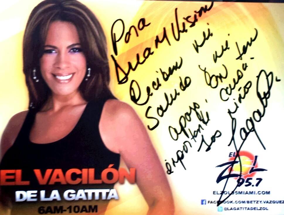 American Vision La Gatita El Zol 95