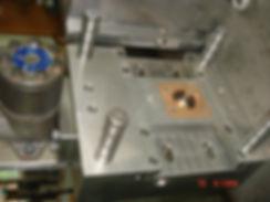 Mole inyección plástica - Bujes guiía - Cobre-Berilio