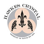 Hawkes Crystal Hand Cut Crystal