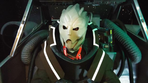 Techno Turian - Mass Effect 2, Video Game