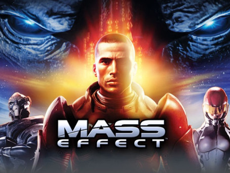 Mass Effect Is GREAT