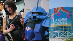 LAComicCon - Highlight Reel
